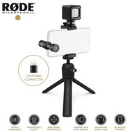 Rode Vlogger Kit Apple iOS Edition with VideoMic Me-L (Lightning Connector)