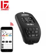 Jinbei TR-Q6C TTL Bluetooth Digital Smart Transmitter for Canon
