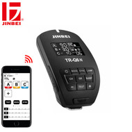 Jinbei TR-Q6N TTL Bluetooth Digital Smart Transmitter for Nikon