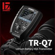 Jinbei TR-Q7 Universal Hot Shoe Transmitter for Canon / Nikon /  Fujifilm / Panasonic / Olympus