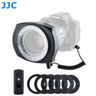 JJC LED-48IO Macro LED Ring Light (5000K-6000K)