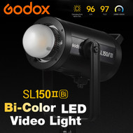 Godox SL150IIBi 150W Bi-Color LED Video Light (2800K - 6500K)