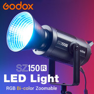 Godox SZ150R 150W RGB Bi-Color Zoomable LED Video Light (2800K - 6500K)