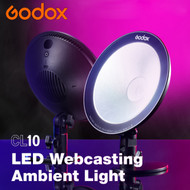 Godox CL10 10W RGB LED Webcasting  Ambient Light