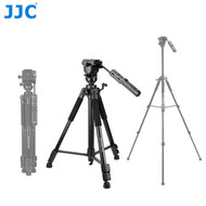 JJC TP-F2K 1.65m Alum Video Tripod with Remote Control  ( replace Sony VCT-VPR1 )