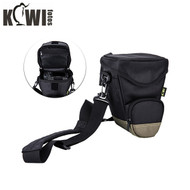 KIWIFOTOS OC-10 Holster-style Camera / Shoulder Bag ( Fits 1 DSLR + 1 Lens)