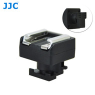 JJC MSA-1 Hot Shoe Adapter for Canon DV / Camcorders with Mini Advanced Shoe