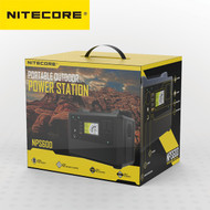 Nitecore NPS600 10.8V 594Wh 165000mAh High Capacity Li-ion Battery Portable Power Station