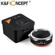 K&F Concept KF06.437 EOS-NEX PRO Lens Adapter for Canon EF Lens to Sony NEX Mount Camera