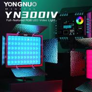 Yongnuo YN300IV 18W RGB LED Panel Video Light (3200-5600K)