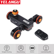 Yelangu L4X Lightsaber Wolf Motorized Auto Dolly with Remote Control for GoPro / Smartphone / Camera