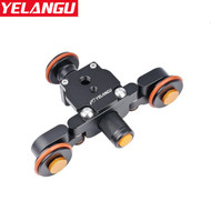Yelangu L3 Motorized Auto Dolly for GoPro / Smartphone / Camera