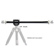 Fotolux TCB60 Dual Mount Cross Bar (0.6m) for Tripod Flat Lay photography