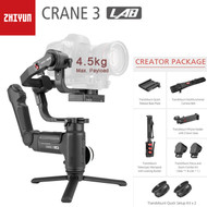 Zhiyun Crane 3 Lab 3-Axis Gimbal Creator Package Kit