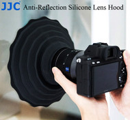 JJC LH-ARL Silicone Lens Hood for Lens diameter between 73mm~88mm
