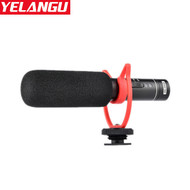 Yelangu MIC05 Compact Shotgun Microphone (3.5mm Connector)