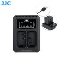 JJC DCH-ENEL25 USB Dual Battery Charger for Nikon EN-EL25