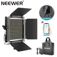 Neewer 660 40W Bi-Color Flat Panel LED Video Light with APP Control (3200K-5600K)