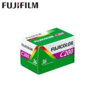 Fujifilm Fujicolor C200 Colour 135 Film 36 Exposure