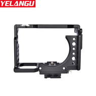 Yelangu CA7-B Aluminum Camera Cage for Sony A7