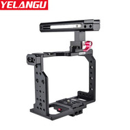 Yelangu C8-8 Universal Large Video Camera Cage with Top Handle