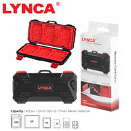 LYNCA KH15 Storage Memory Card Case
