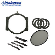 Athabasca ARK A3 100mm Filter Holder Kit with Moframe Ultra Thin Adapter & Free Bag