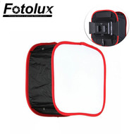 Fotolux  40 x 40 cm Quick Set Up LED Light Panel Softbox Kit
