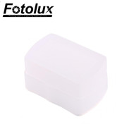 Fotolux Speedlight White Diffuser Cap for 580EXII , V860 , TT865