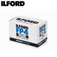 Ilford FP4 Plus ISO 125 Black and White 35mm Roll Film 36 Exposure