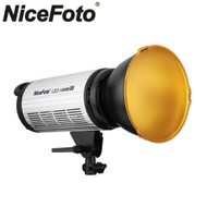 Nicefoto LED-1500BIII 150W Daylight COB LED Video Light (3200K with colour filter / 5500K ,  AC Power ,  Bowens Mount)