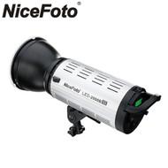 Nicefoto LED-2000BIII 200W Daylight COB LED Video Light (3200K with colour filter / 5500K ,  AC Power ,  Bowens Mount)