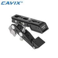 Cavix TC-90 Aluminium Multifunction Super Clamp for Pole , Tripod , Ball Head , Magic Arm