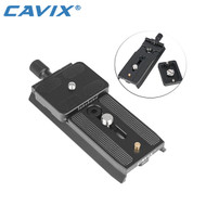 Cavix QRC-01 Double Arca-swiss Quick Release Plate for Manfrotto