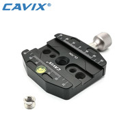 Cavix CL-70N 70mm Arca-swiss Quick Release Base Clamp