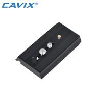 Cavix 501PL Sliding Quick Release Plate (Fits Manfrotto 501PL , 500AH , 502 , 701 , 577)