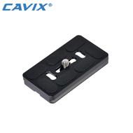 Cavix PU-70 70mm Arca-Swiss Quick Release Plate