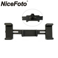 Nicefoto C3 Moblie Clamp for Light Stand (Holds up to 3 smartphones)