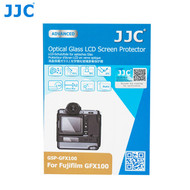 JJC GSP-GFX100 Ultra-Thin Optical Glass LCD Screen Protector for Fujifilm GFX100 (Static Adhesion)