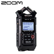 Zoom H4n Pro 4-Track / 4-Channel  Stereo Portable Handy Audio Recorder with Onboard X/Y Microphone (Black)