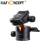 K&F Concept KF-28V1 Ball Head with 360 Degree Panoramic Base