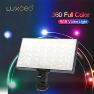 Luxceo P03 7W Pocket RGB LED Light (2500K-6500K)