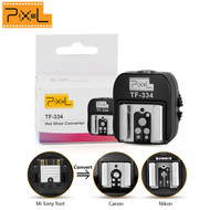Pixel TF-334 Hot Shoe Converter for Sony A7 convert to Canon / Nikon