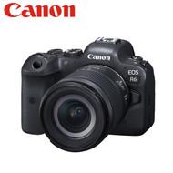 Canon EOS R6 Mirrorless Digital Camera + 24-105mm f/4-7.1 IS STM Lens Kit