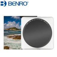 Benro SHDMND882 82mm ND8 (0.9) 3-stop SHD Magnetic IR ULCA WMC Neutral Density ND Filter