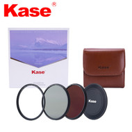 Kase 77mm Skyeye Magnetic Circular Entry-Level Kit (MCUV + CPL + ND64 + Front Cap + Filter Bag)