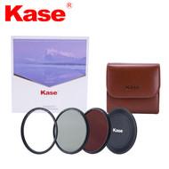 Kase 82mm Skyeye Magnetic Circular Entry-Level Kit (MCUV + CPL + ND64 + Front Cap + Filter Bag)