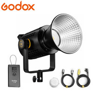 Godox UL60 60W Silent LED Video Light (5600K , AC / V-mount Battery)
