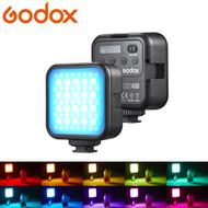 Godox LED6R 6W Litemons RGB LED Video Light (3200K - 6500K , Magnetic)