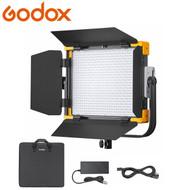 Godox LD75R 75W RGB  Video LED Light Panel with Barn Door (2500K-8500K , AC Power / V-mount Battery)